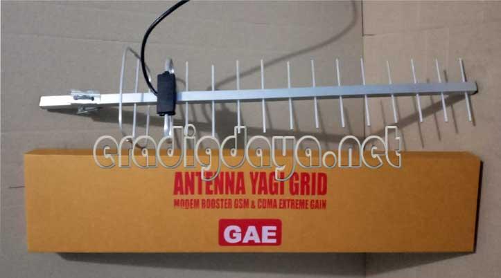 cara pemasangan antena yagi