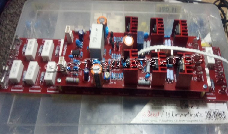 Cara Merakit Power Amplifier
