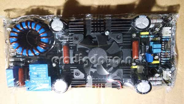 Test Power Amplifier Class D