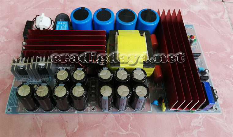 power supply amplifier