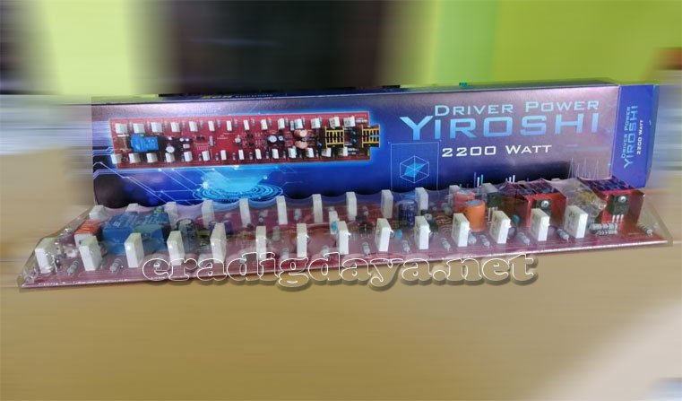 Jual Kit Power Yiroshi